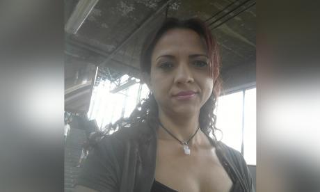 Martha Yaneth Gómez Herrera fue raptada cuando era una niña.