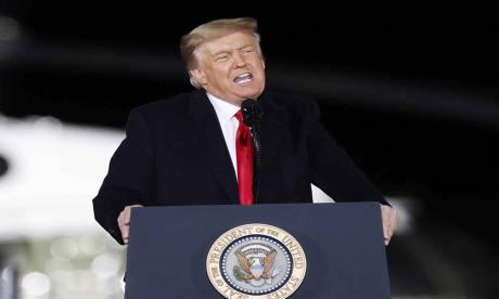 Trump afirma que nunca va a reconocer los resultados de las elecciones en EEUU