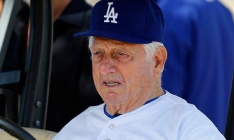 Tommy Lasorda muere a los 93 años de edad