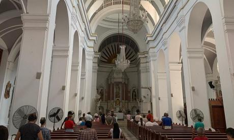 En la Catedral de Santa Marta serán las exequias del obispo Piedrahíta