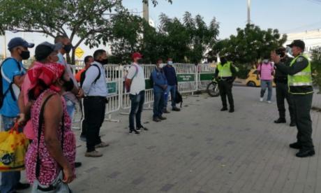 Vienen medidas más drásticas en Cartagena