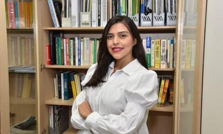 Kelina Puche estará al frente de la Lonja de Propiedad Raíz de Barranquilla