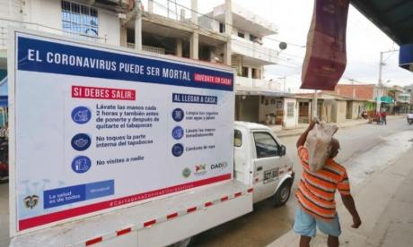 Medidas en Cartagena comenzaron a regir desde este lunes
