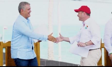 Gobernador anuncia la visita del presidente Duque a Sucre