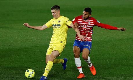 Bacca y Suárez jugaron en empate 2-2 entre Villarreal y Granada