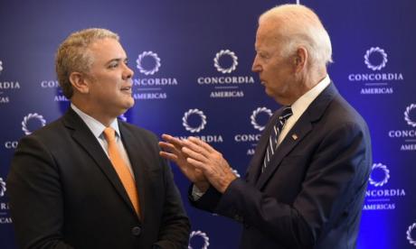 Colombia - EE. UU. en la era Biden
