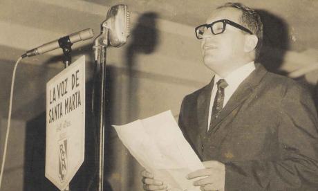 Ramón Illán Bacca, las huellas de un caminante