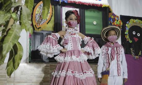 Carnaval de las Artes de Baranoa este año se trasladó a lo digital