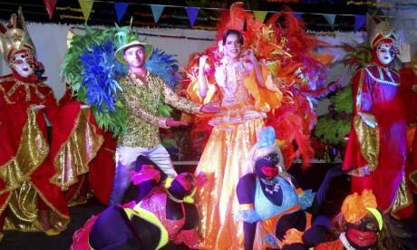 Lanzamiento virtual del Carnaval Gay 2021