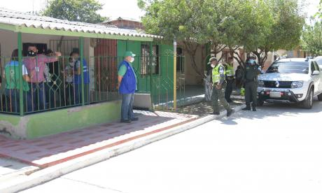 ICBF reubica a menores que estaban en iglesia de Isabel López
