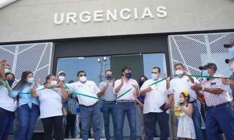 Con el Paso Galán, Distrito amplía la red hospitalaria