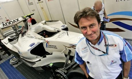 Muere el histórico expiloto de Fórmula Uno Adrián Campos