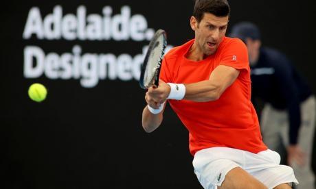"""""""La final con Nadal en 2012 fue uno de mis mejores momentos aquí"""": Djokovic"""
