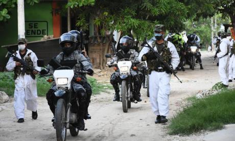 Ejército vuelve a patrullar municipios del Atlántico