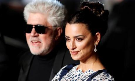 Penélope Cruz protagonizará una nueva cinta de Almodóvar