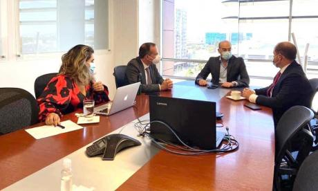 La ANI anuncia visita al área de influencia del peaje La Caimanera