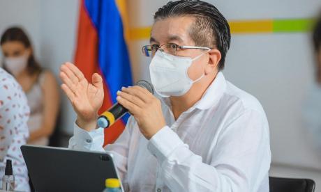 Minsalud lanza alerta a entes territoriales que no logren metas de vacunación