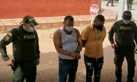 Recuperan $61 millones robados en asalto a una casa en zona rural de El Piñón