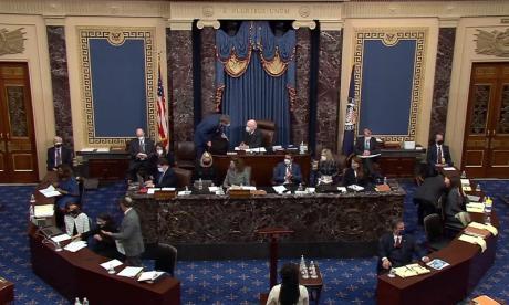 """Demócratas tachan a Trump de """"incitador en jefe"""" del asalto al Capitolio"""