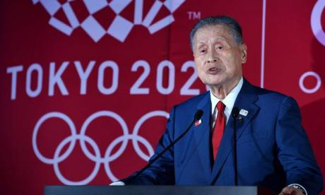Yoshiro Mori presentará su dimisión de los Olímpicos tras polémica sexista