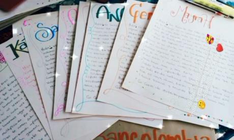 1.220 cartas que motivan y alientan a luchar contra la covid-19