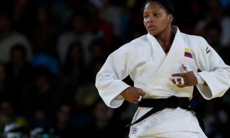 Yuri Alvear se perderá los Juegos Olímpicos por lesión