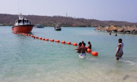 Acuerdan obras de señalización en Playa Blanca y Cholón