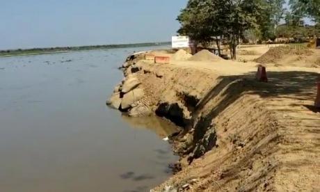 Ordenan plan maestro para proteger orilla del río en vía Salamina - El Piñón