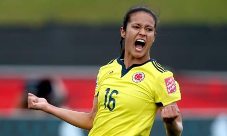 La lesión de la colombiana Lady Andrade se queda en contusión
