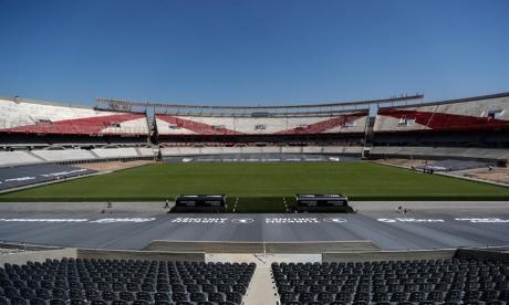 River Plate regresa a su rejuvenecido y modernizado estadio, el Monumental