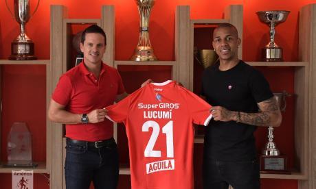 El colombiano Lucumí regresa al América de Cali tras corto paso por el Elche