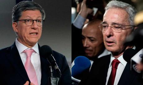 'Falsos positivos': Ahora se enfrentan Uribe y Vivanco