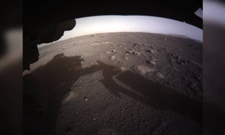 Así suena Marte: Nasa comparte sonidos captados por Perseverance