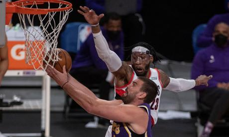 Lucha de Clippers, Lakers y Suns por liderato; pierden Jazz ante Heat