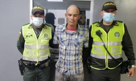 Capturan a hombre en Las Delicias con 95 papeletas de base cocaína