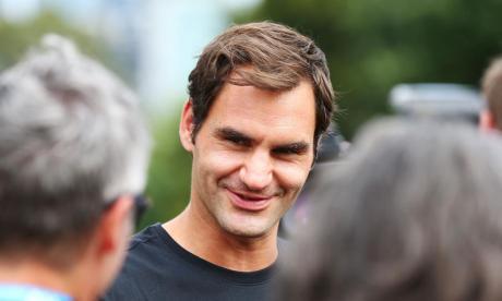 """Federer, recuperado: """"Ha sido un largo y duro camino, estoy entusiasmado"""""""