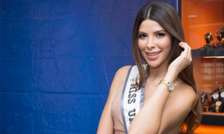 """""""Tengo la fe de que nos traeremos la tercera corona de Miss Universo"""""""