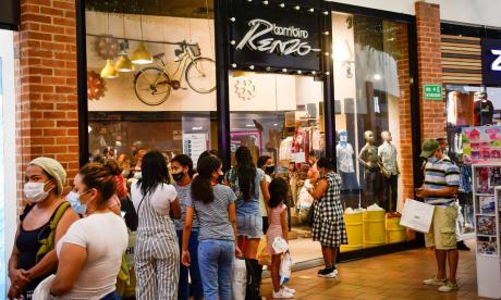 Para el 44% del comercio las ventas siguen cayendo
