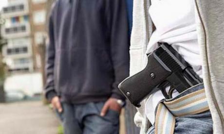 Presentan proyecto para facilitar el porte legal de armas