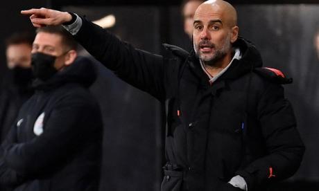 """""""Es uno de los mejores delanteros del mundo"""": Guardiola alaba a Haaland"""