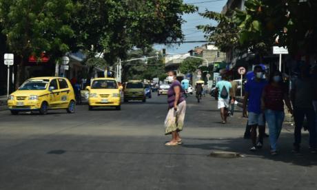 Hombre resulta herido tras una riña en el Centro de Barranquilla