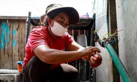 La escasez de agua amenaza a Latinoamérica