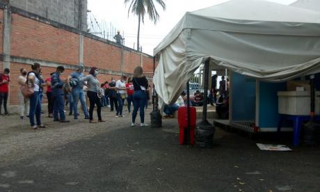 En Barranquilla reportan aglomeraciones en toma de prueba de covid-19
