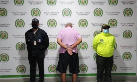Capturan a exdirigente colombiano de boxeo por denuncias de acoso sexual