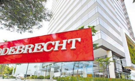 Caso Odebrecht: Tres empresarios brasileños a imputación