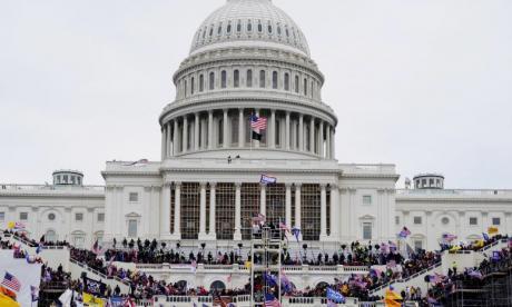 Cerrado el Capitolio de EE.UU. por alerta externa de seguridad