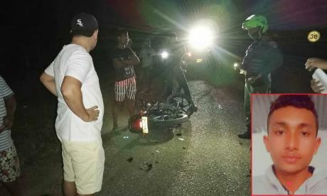 Camioneta del alcalde de Tolú atropelló a un joven