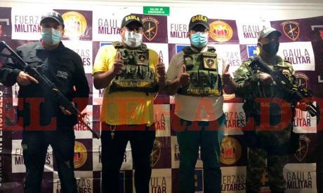 Así fue el rescate de dos hombres secuestrados en Barranquilla