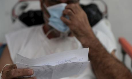Cartas cargadas de amor despiertan la esperanza en pacientes con covid