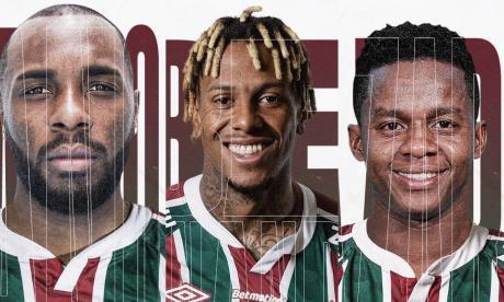 Los refuerzos de Fluminense para la Copa Libertadores